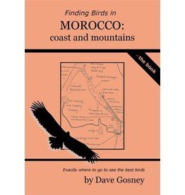 Finding Birds in Morocco: coast and mountain