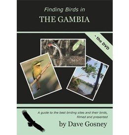Finding Birds in Gambia DVD