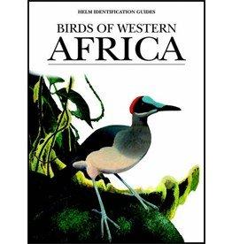 Birds of Western Africa (hardback handbook)