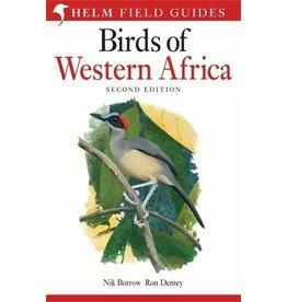 Birds of Western Africa (paperback field guide)