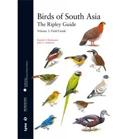 Birds of South-Asia - The Ripley Guide