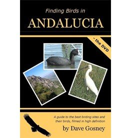 Finding Birds in Andalucia DVD