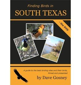Finding Birds in South Texas DVD