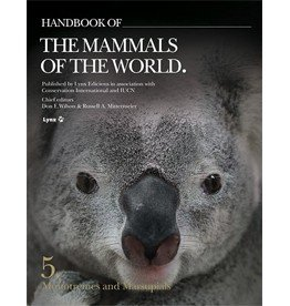 Handbook of the mammals of the world - Volume 5