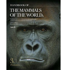 Handbook of the Mammals of the World, Vol. 3: Primates