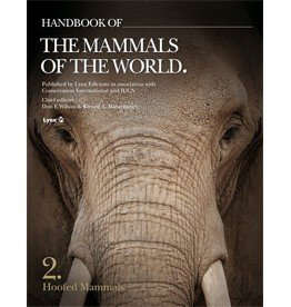 Handbook of the Mammals of the World, Vol. 2: Hoofed Mammals