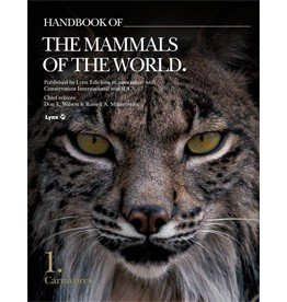 Handbook of the Mammals of the World, Vol 1: Carnivores