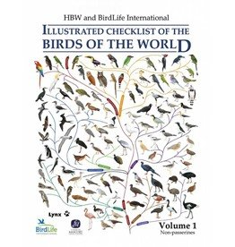 Illustrated Checklist of the Birds of the World - Volume 1: Non-Passerines
