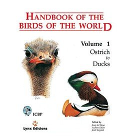 Handbook of the Birds of the World 1