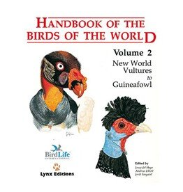 Handbook of the Birds of the World - Volume 2