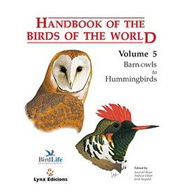 Handbook of the Birds of the World - Volume 5