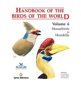 Handbook of the Birds of the World - Volume 6