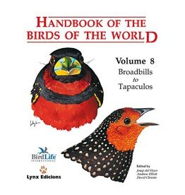 Handbook of the Birds of the World 8