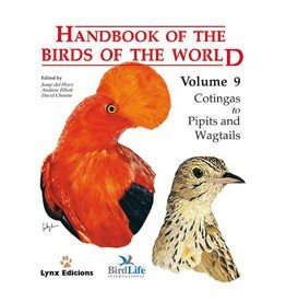Handbook of the Birds of the World 9
