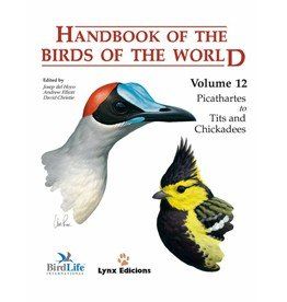 Handbook of the Birds of the World - Volume 12