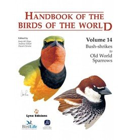 Handbook of the Birds of the World - Volume 14