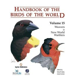 Handbook of the Birds of the World - Volume 15