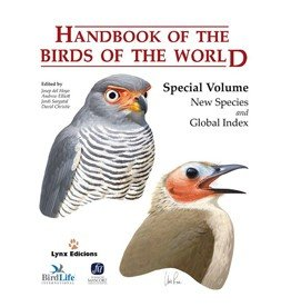 Handbook of the Birds of the World - Special Volume