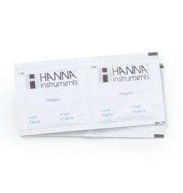 Hanna Instruments HI702-25 Reagentia voor vrij koper HR, 0,00 tot 5,00 mg/l, 25 stuks