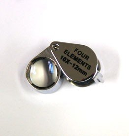 Ento Sphinx Loupe 10x12mm - Four Elements