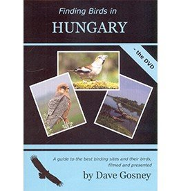 Finding Birds in Hungary DVD