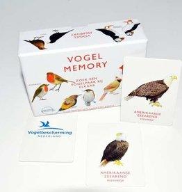 Birds memo game