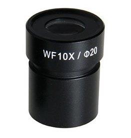 Euromex StereoBlue HWF 10x/20 mm meetoculair met micrometer