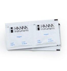 Hanna Instruments HI721-25 Reagents for iron (25 pieces)