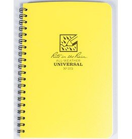 Rite in the Rain Waterproof Side Spiral Notebook
