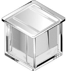 Euromex Dekglaasjes 22x22mm