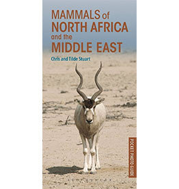 Pocket Photo Guide to the Mammals of North Africa and the Middle East