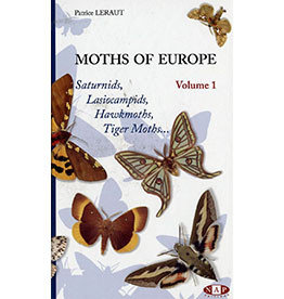 Moths of Europe, Volume 1