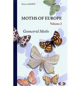 Moths of Europe, Volume 2