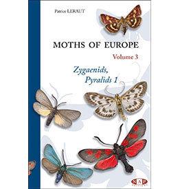 Moths of Europe, Volume 3