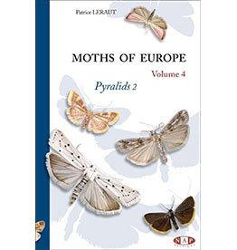 Moths of Europe, Volume 4