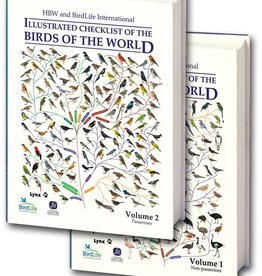 Illustrated Checklist of the Birds of the World. Set of Two Volumes