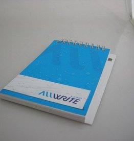 All Write Waterproof Notebook