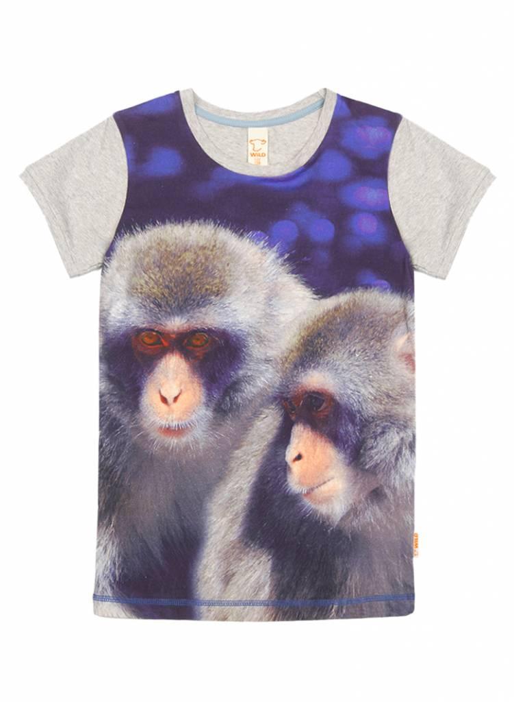 t shirt Army macaca