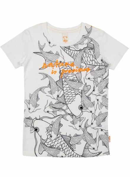 t shirt Franky graphic fish