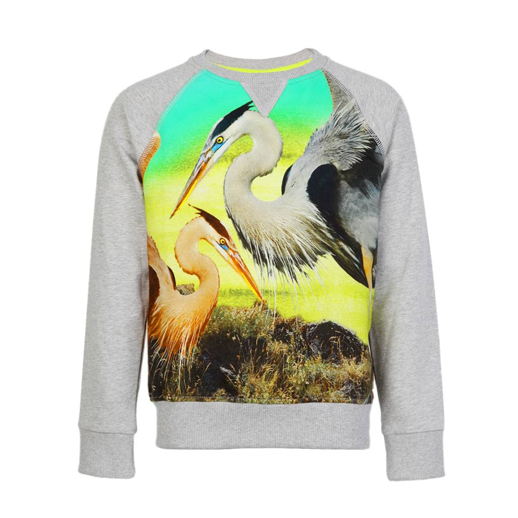 sweater Jake crane bird