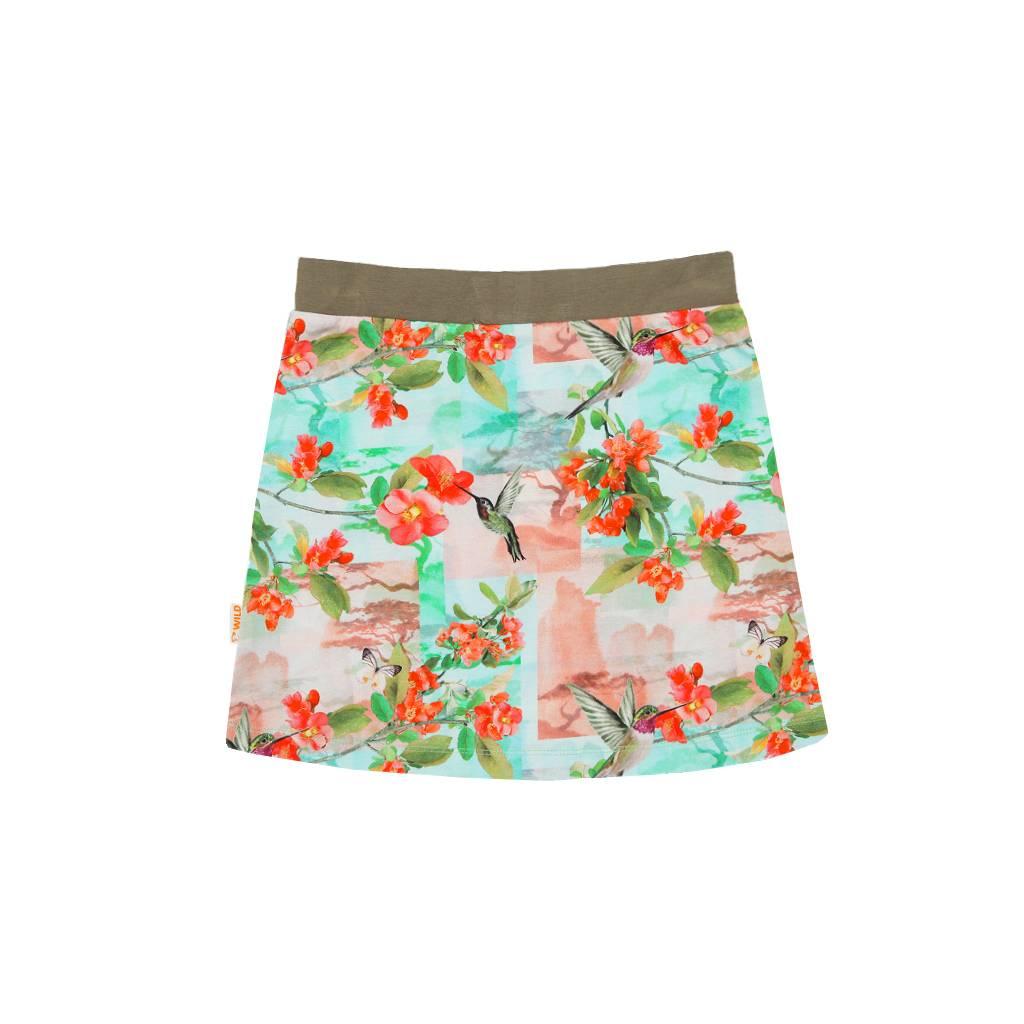 skirt Lola cherry blossom