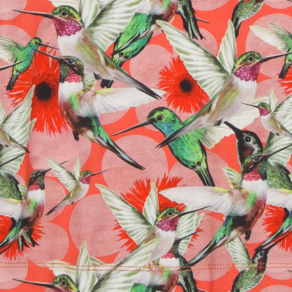 dress Osaka humming birds