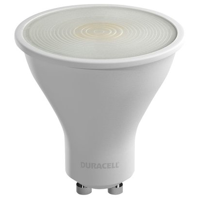 Duracell LED lamp GU10 4W-30W warm wit