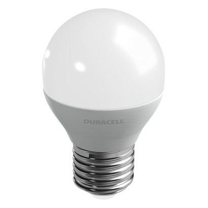 Duracell LED lamp E27 mini globe 4W-25W warm wit