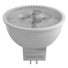 Duracell LED lamp spot MR16 GU5.3 5,5W-35W 12V warm wit.