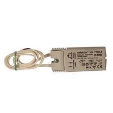 Dimbare LED driver MR16 12V AC 50W