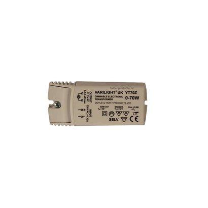 Dimbare LED driver MR16 12V AC 70W