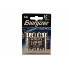 AA lithium batterijen (FR6)