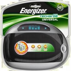 Lader voor D batterijen