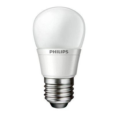 Philips dimbare LED lamp 3W-15W E27 warm wit